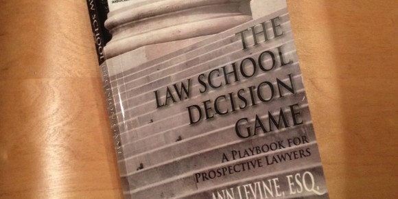 Book Review: The Law School Decision Game