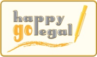 Happy Go Legal logo