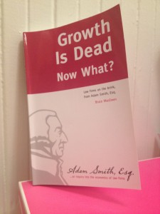 Growth is Dead, Now What?