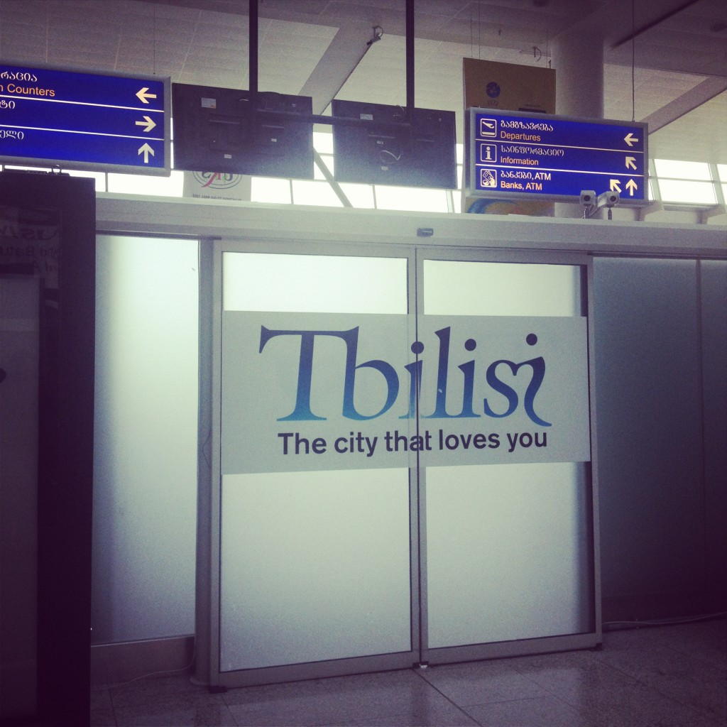 Tbilisi - The city that loves you