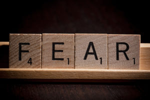 overcome fear in law school