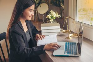How to make the most of a Legal Job or Internship - Setting Goals and meeting them